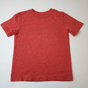 Cherokee Boys Crew Neck T-Shirt Size 4T Red